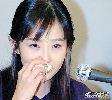 中国自杀身亡的演员照片