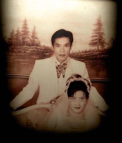 龙哥的结婚照