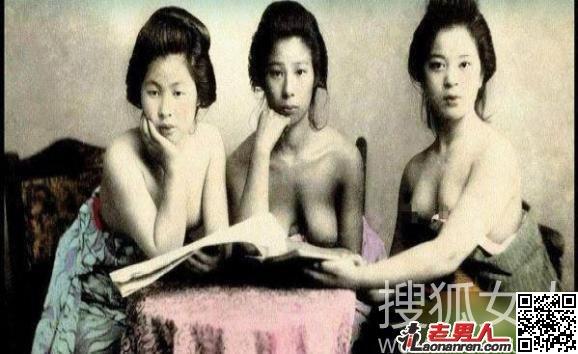 二战日本军妓军训罕见照片