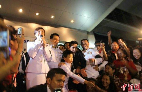 泰国总理英拉的丈夫 图,泰国总理英拉性感照片