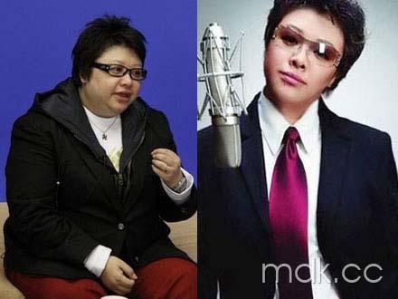 韩红和管彤结婚现场照片录像 韩红减肥后近期