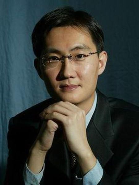 腾讯老板马化腾qq号是多少,马化腾是谁 简历和照片