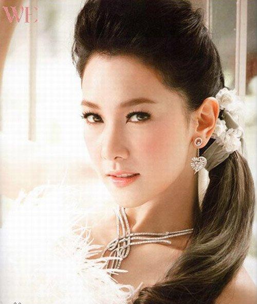 泰国美女年轻私房照曝光 泰国英拉老
