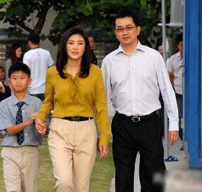 泰国总理英拉丈夫简历 泰国女总理英拉的丈夫