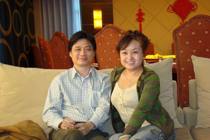 崔永元妻子的照片,崔永元的女儿照片,崔永元和