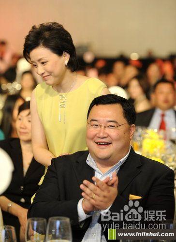 杨澜第一个老公是谁_杨澜的第一任老公