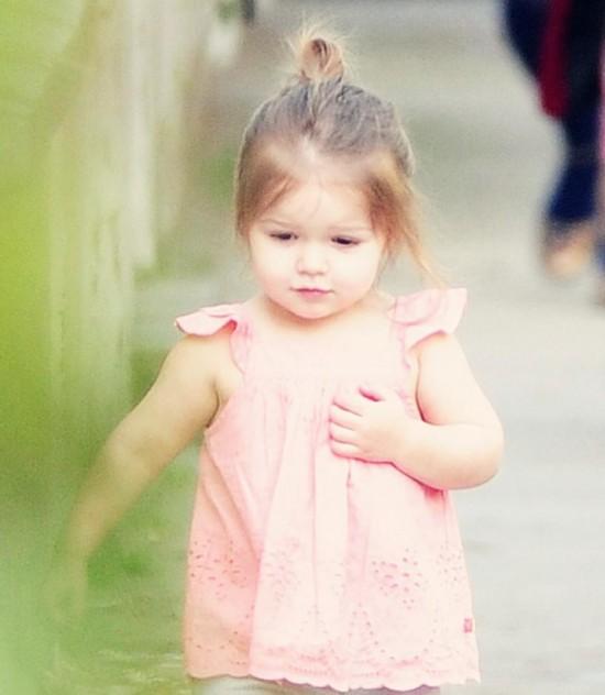 宝宝生气撅嘴图片的图片可爱