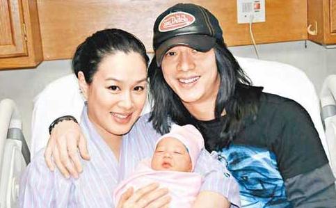 钟丽缇丈夫严铮_钟丽缇的现任丈夫和第一任老公是谁?钟丽缇的三个孩子照片 ...