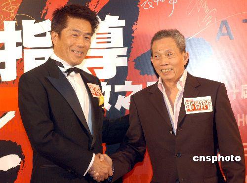 香港演员刘家良去世 刘家良的功夫厉害吗 刘家良与老婆翁静晶照片