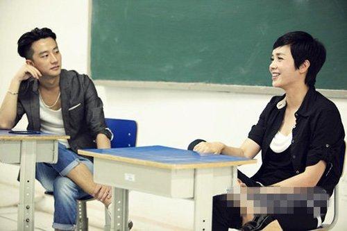 黄轩和蒋雯丽绯闻不断郭晋安儿子本人怒斥谣言:对人对家庭伤害太大