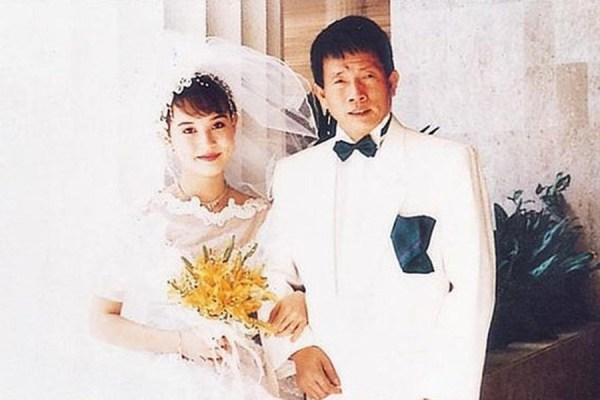 刘家良老婆翁静晶年轻照片 张国荣翁静晶绯闻,个人资料图片