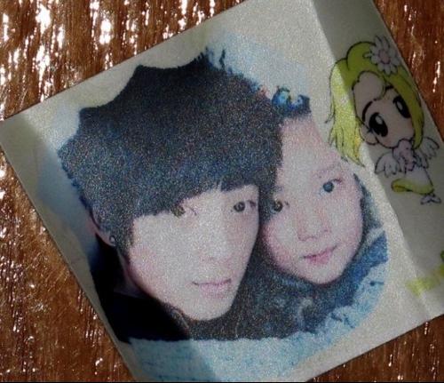 快男陈翔吸毒被抓的照片 陈翔的女朋友微博图