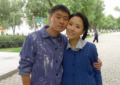 颜丹晨和丈夫陈昊何时结婚