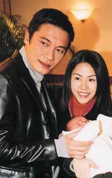 宣萱老公和女儿相片,叶璇和宣萱的对比照片图片