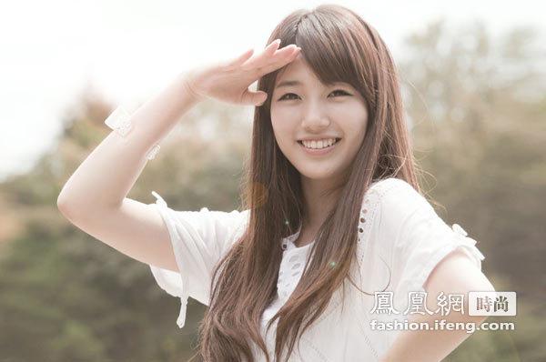 金秀炫女朋友裴秀智承认自己整容前后照片 裴