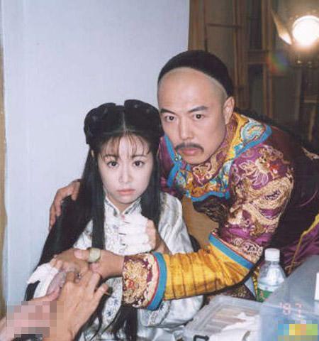 张铁林炮轰赵薇,张铁林现任老婆资料照片,林心如和张铁林关系