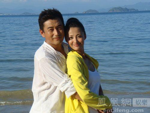 王志飞和张歆艺的孩子图片个人资料 张歆艺一家三口照片,老公是谁