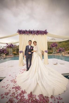 尼格买提结婚_高清组图央视名嘴尼格买提与北京台女主持人