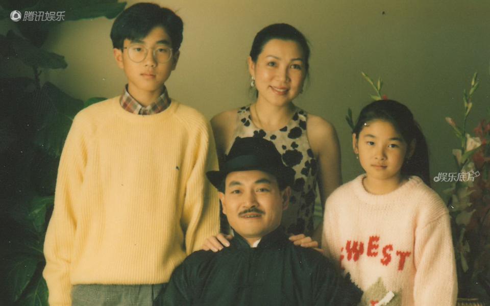 刘恺威父亲刘丹