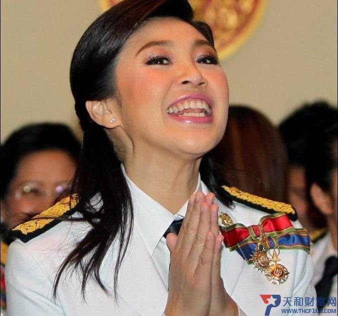 宅 泰国总理英拉丑闻视频 泰国英拉生活照片_