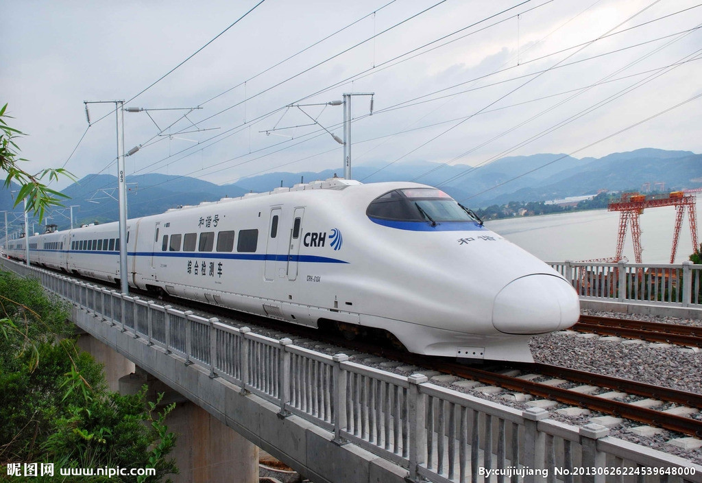 高铁和飞机的客运量