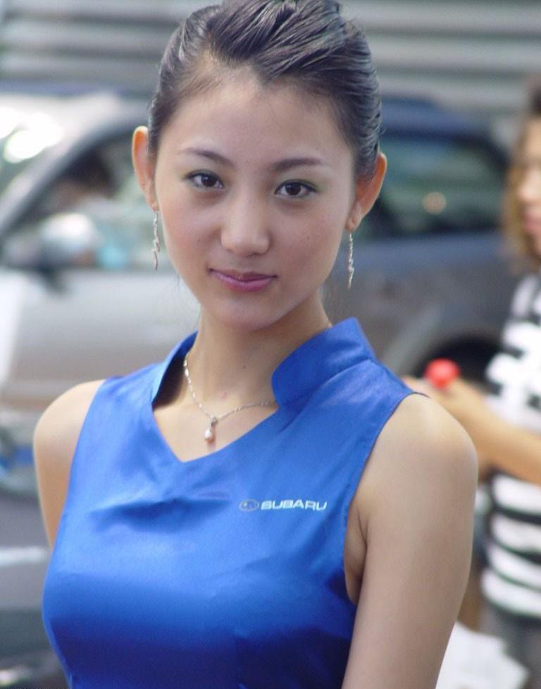 深圳哪里美女多深圳车展2013美女日媒中国美