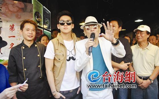 台湾艺人高凌风近况 高凌风的儿子的演唱会 高