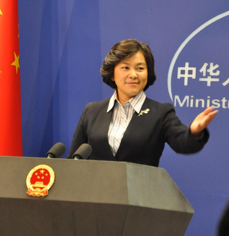 中国女外交部部长_傅莹_华春莹_外交部副部长傅莹_淘宝助理