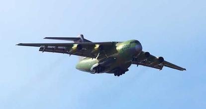 中国一架飞机给日本击落