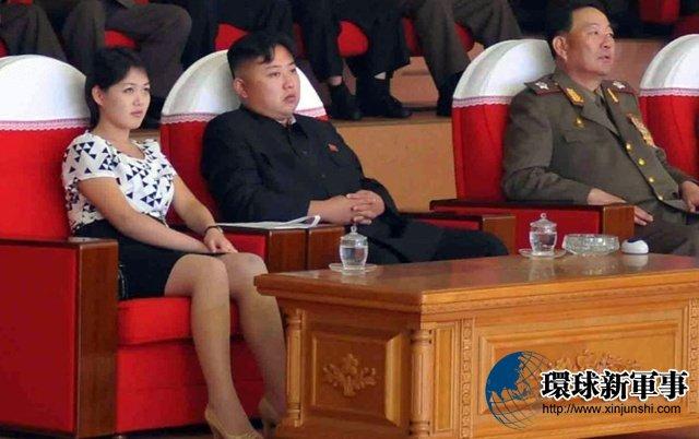 朝鲜美女与金正恩睡觉