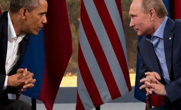 奥巴马为什么怕普京,普京和奥巴马哪个强,俄总