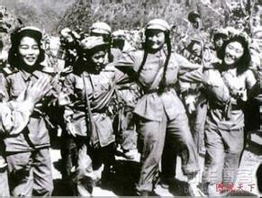朝鲜战争被俘女志愿军怀孕,女志愿军战俘视频