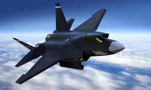 热点关注               中国成都飞机工业公司设计的四代机歼-25