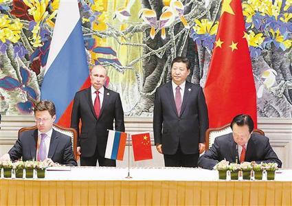 俄罗斯天然气和中国,中国进口天然气价格,为什