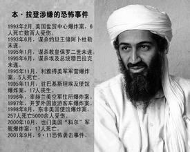 拉登为什么不敢惹中国真正原因?本.拉登为什么
