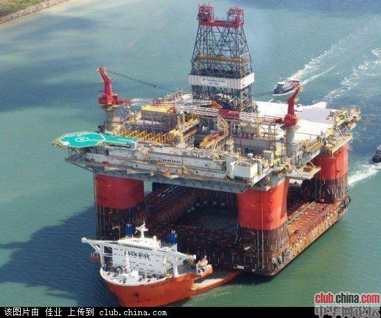 南海981钻井平台最新消息 南海有多少钻井平台