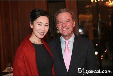 万达老总王健林是温的女婿 首富王健林的老婆
