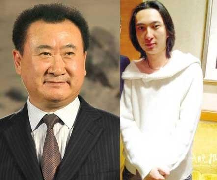 王健林对王思聪的评价,万达集团王健林是谁的女婿,万达王健林妻子图片