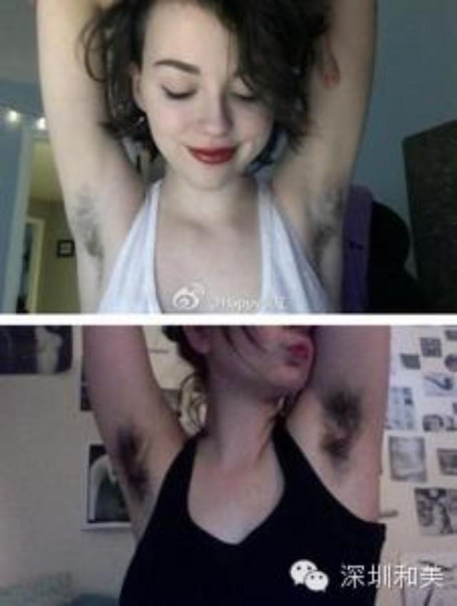 女人逼上长什么样子图片 所以女人逼都有毛吗