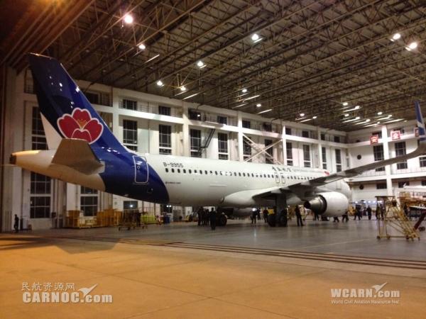 中国航空公司飞机数量