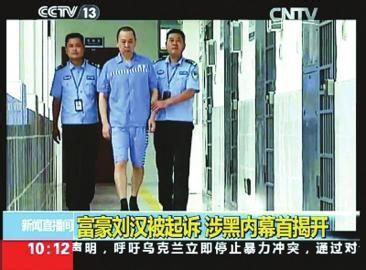 刘汉背后大老虎惊人动作是什么 宋林背后的大老虎后台是谁