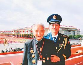 开国将军李中权去世,李中权将军有几个儿女?开