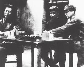 毛主席为什么整朱德 文革为什么不批斗朱德图