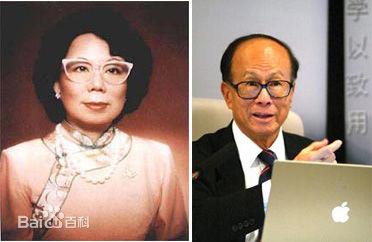香港首富李嘉诚有几个老婆李嘉诚老婆徐子淇图香港首富李嘉诚情妇