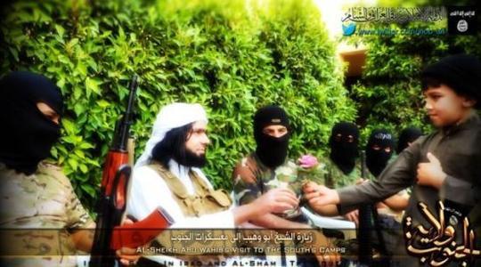 新疆恐怖分子处决美女图片