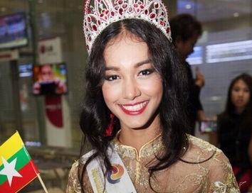 2014韩国小姐选美决赛现场