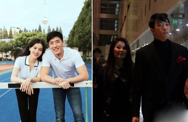 葛天个人资料背景简历照片微博,葛天和刘翔什