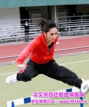 刘翔妻子简历图,刘翔女友是谁图,刘翔十大绯闻