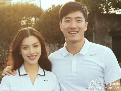 刘翔妻子葛天是哪里人被曝是整容女,刘翔妻子