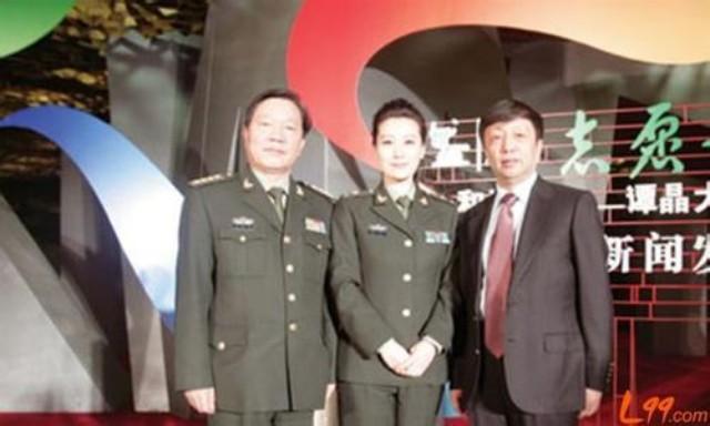 苏达仁曾赞助某山西籍总政歌舞团歌手在上海开演唱会,当时尚未落马